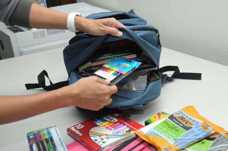 tas voor school