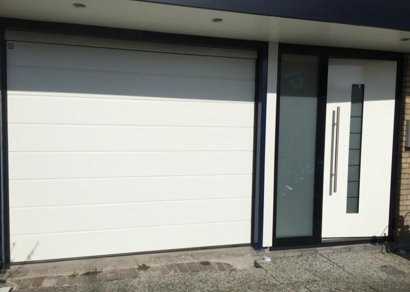 Alle soorten garagedeuren